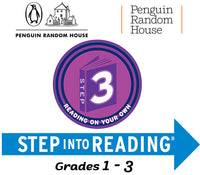 Step into Reading Level #3