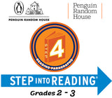Step into Reading Level #4