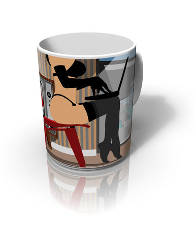 HOUSE Coffee Mug