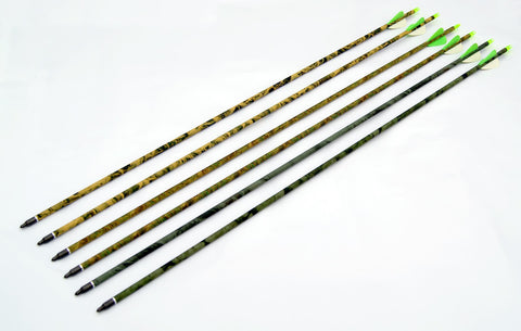 REDZONE Carbon Hunting Arrow Patriot Camo