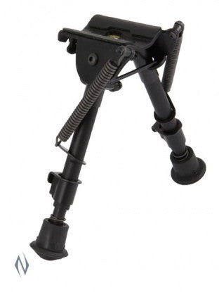 "HARRIS BIPOD 6-9"" NOTCHED LEG"