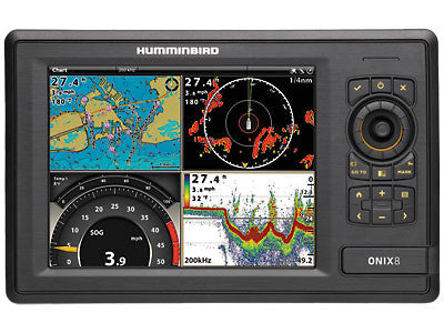 Humminbird ONIX 8cxi SI CrossTouch Combo