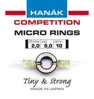Hanak Micro Rings 2.0mm