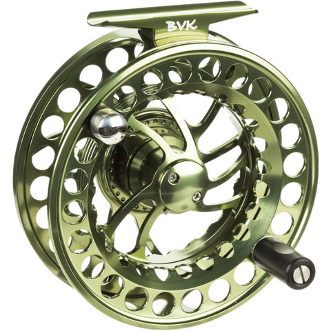 TFO BVK Fly reel