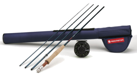 Redington Crosswater Fly Fishing Outfit