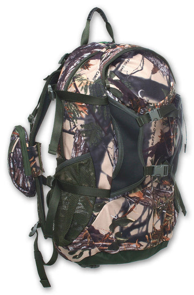 RIDGLEINE Hydro Day Pack (Medium), Buffalo Camo