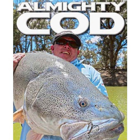 ALMIGHTY COD DVD.