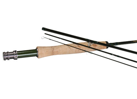 TEMPLE FORK OUTFITTERS BVK Fly Rod Series