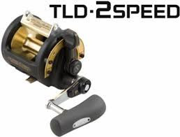 SHIMANO Tld  2 Speed 50 LRSA