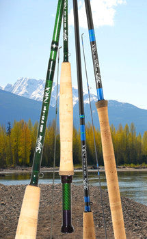 G. LOOMIS NRX Trout Fly rods series