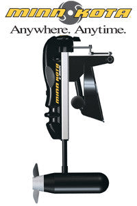 E-Drive Freshwater transom mount