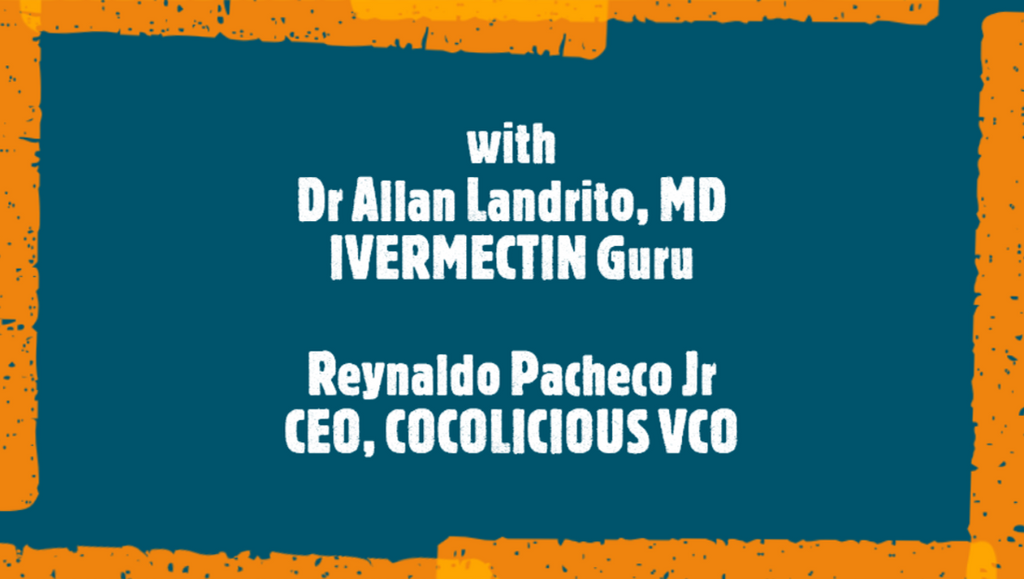 Experts discuss VCO as one of the alternative remedies in the pandemic