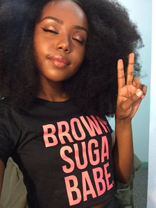 Brown Suga Babe