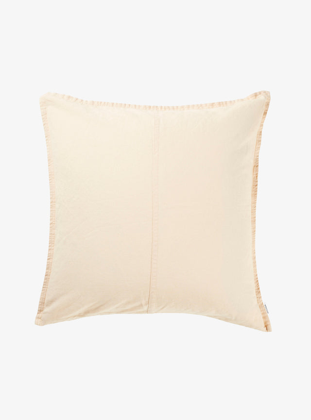 Shell Pannelled Cushion Cover 60cm