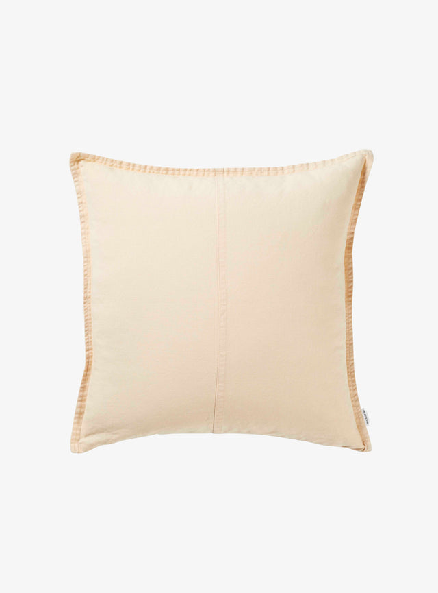Shell Pannelled Cushion Cover 50cm