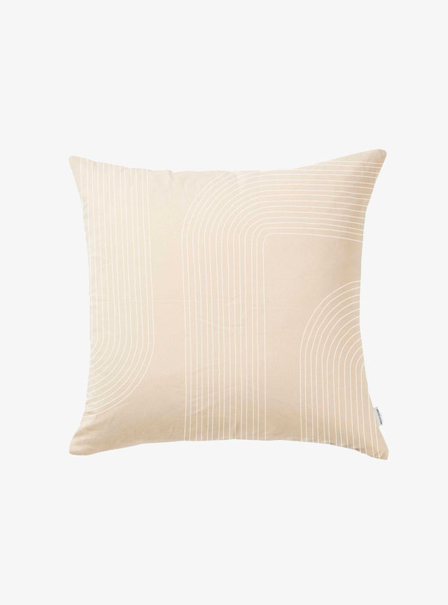 Shell Trail Cushion Cover 50cm