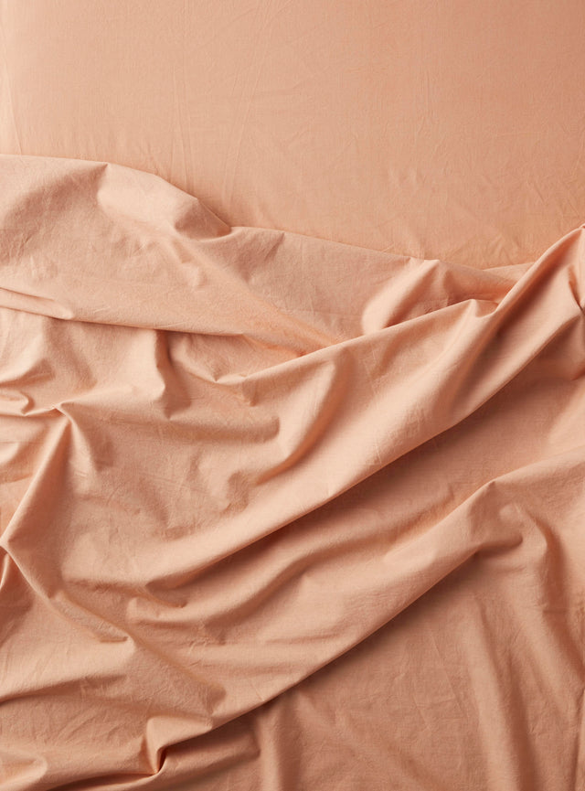Stonewashed Sheet Set Bisque