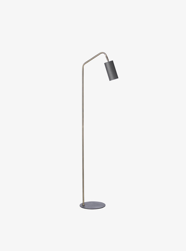 Gem Floor Lamp Black