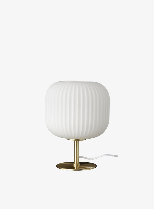 Cloud Table Lamp Brass