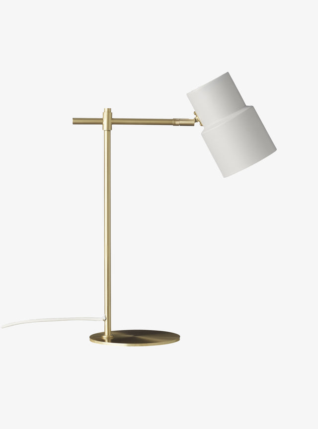 Atticus Table Lamp Putty