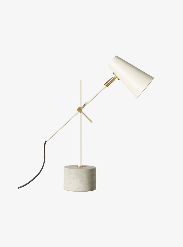 Kenny Table Lamp White