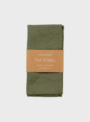 Jungle Cotton/Linen Tea Towel