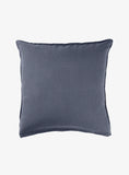 Slate Linen Euro Pillow Case Set