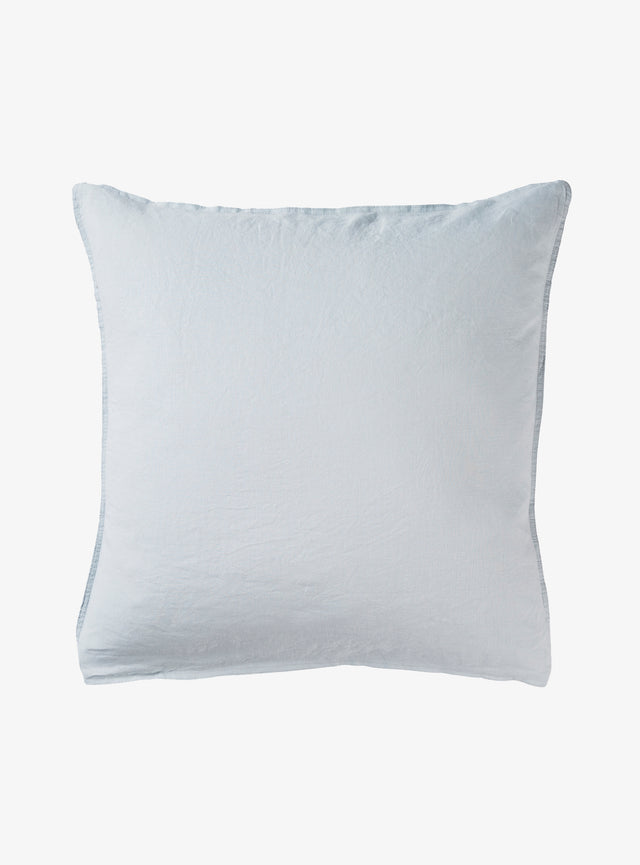 Sky Linen Euro Pillow Case Set