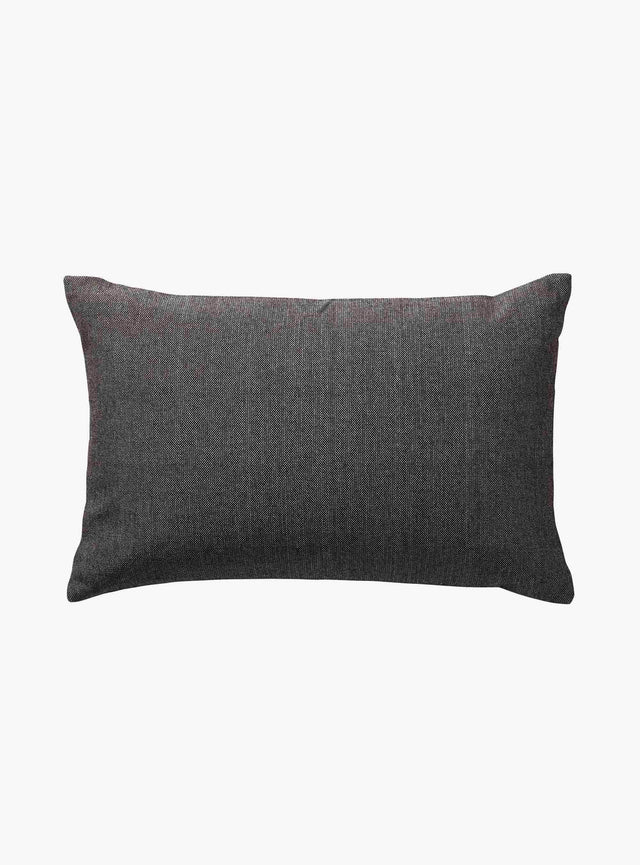 Anthracite Woven Cushion Cover 40 x 60cm
