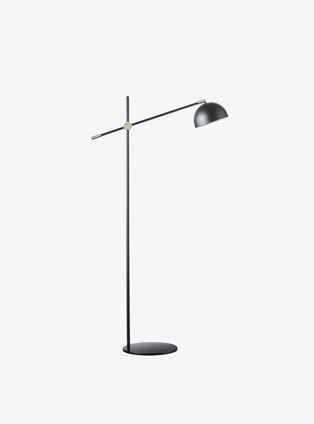 Blair Floor Lamp Black