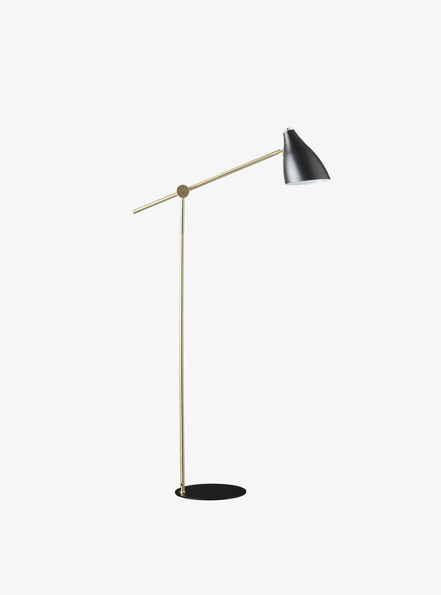 Felix Floor Lamp Black