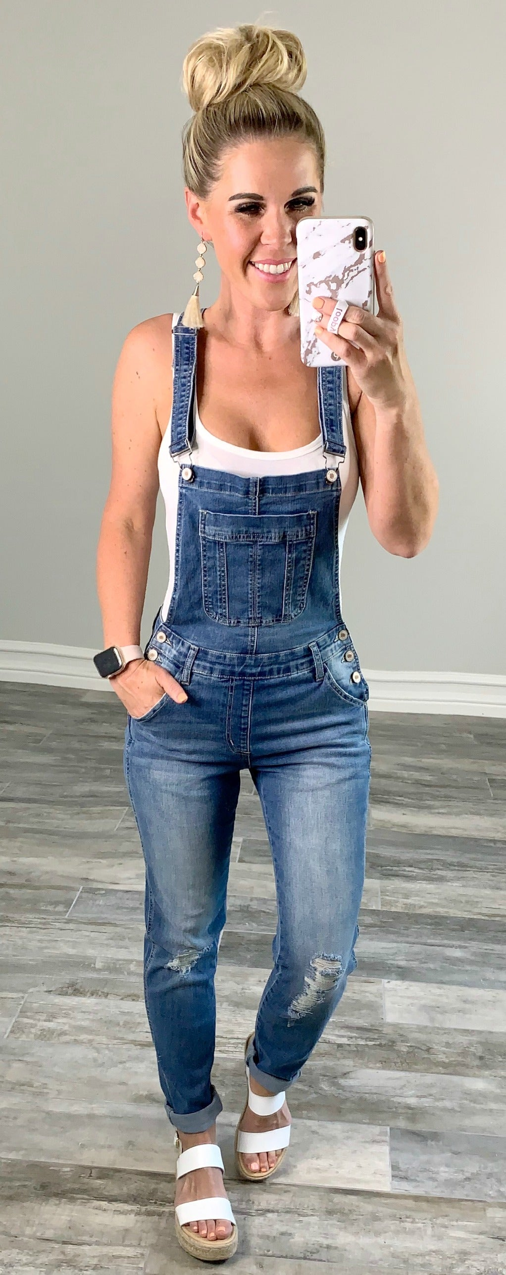 Best Overall Light Wash Overalls