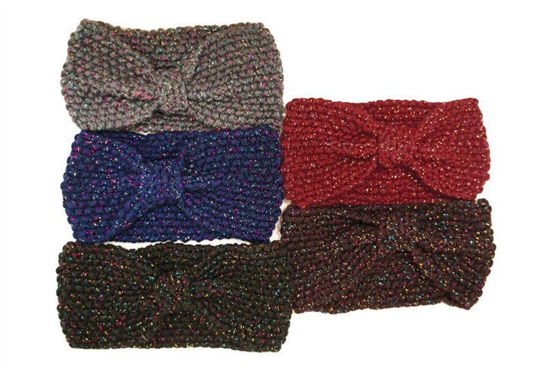 Sparkle Headwrap: Mutiple Colors