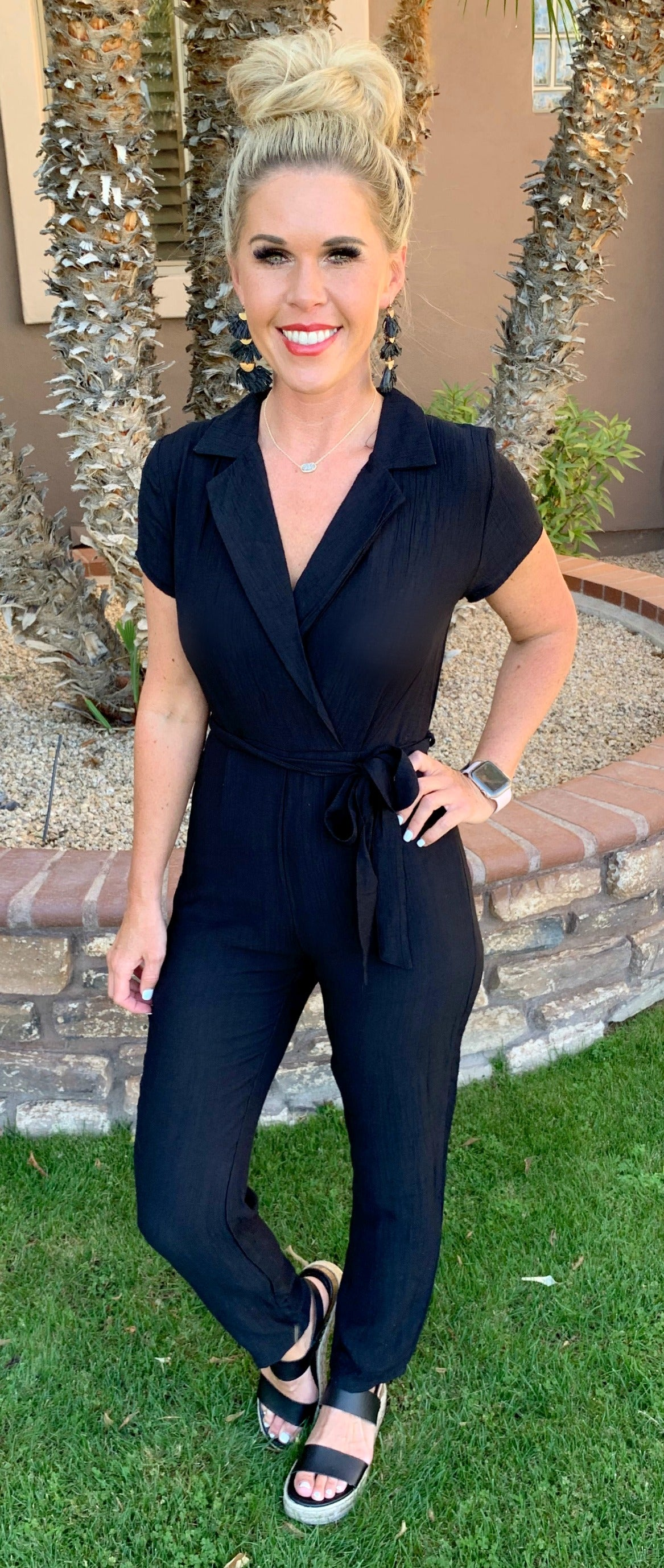 Working Girl Jumpsuit