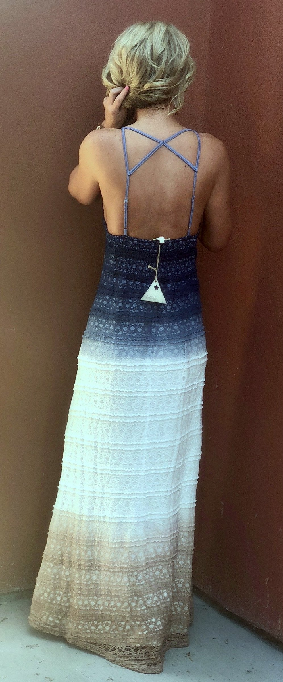 Beachy Dreams Maxi Dress