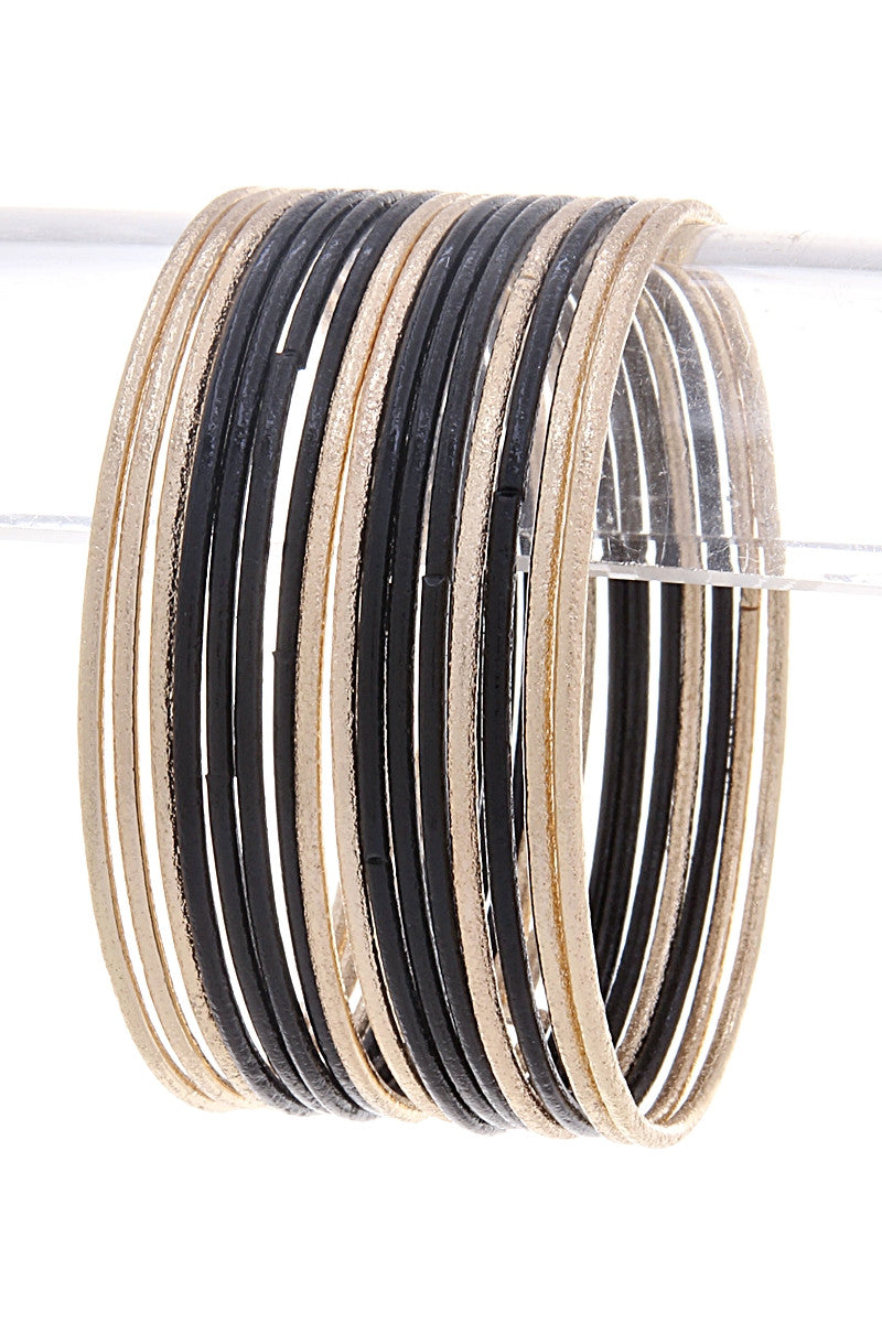 Good As New Bangle Bracelet: Multiple Colors