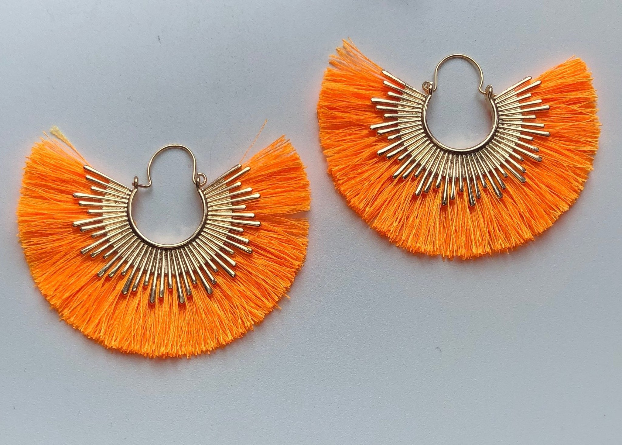 Bold Decision Earrings