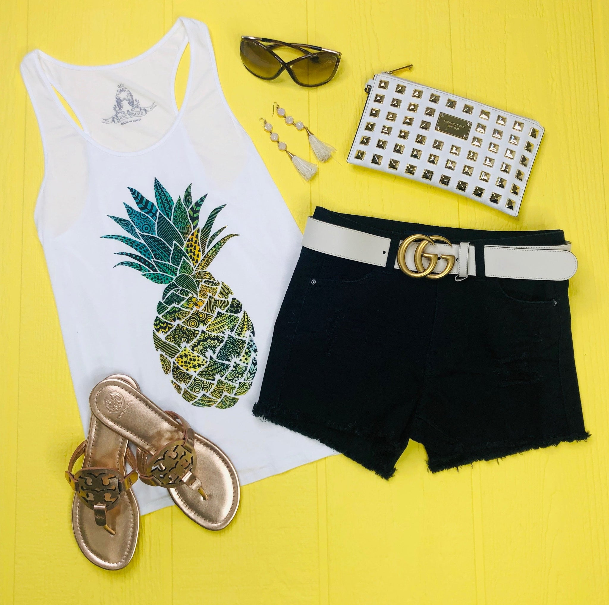 Perfect Pineapple Tank