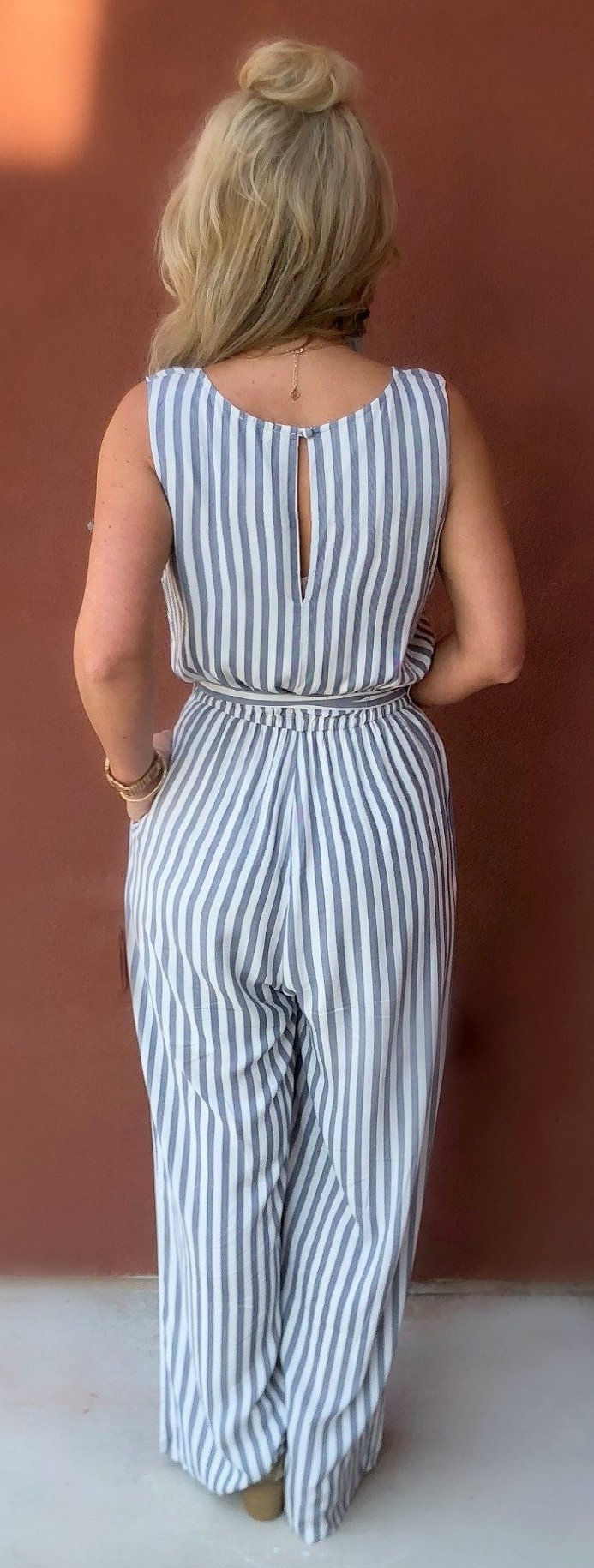 Be Good At It Pocket Jumpsuit
