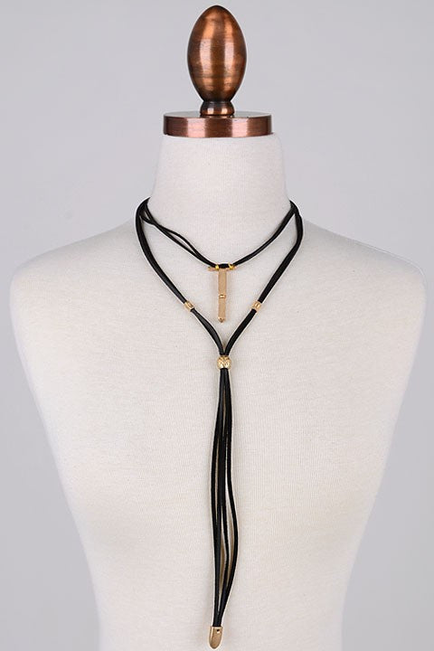 She's All That Choker: Black