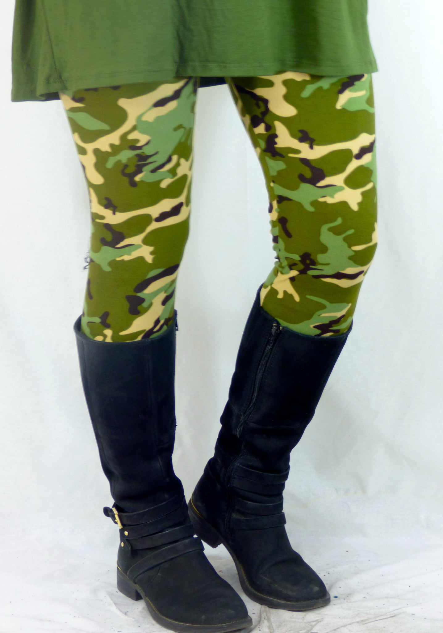 Camo: Leggings