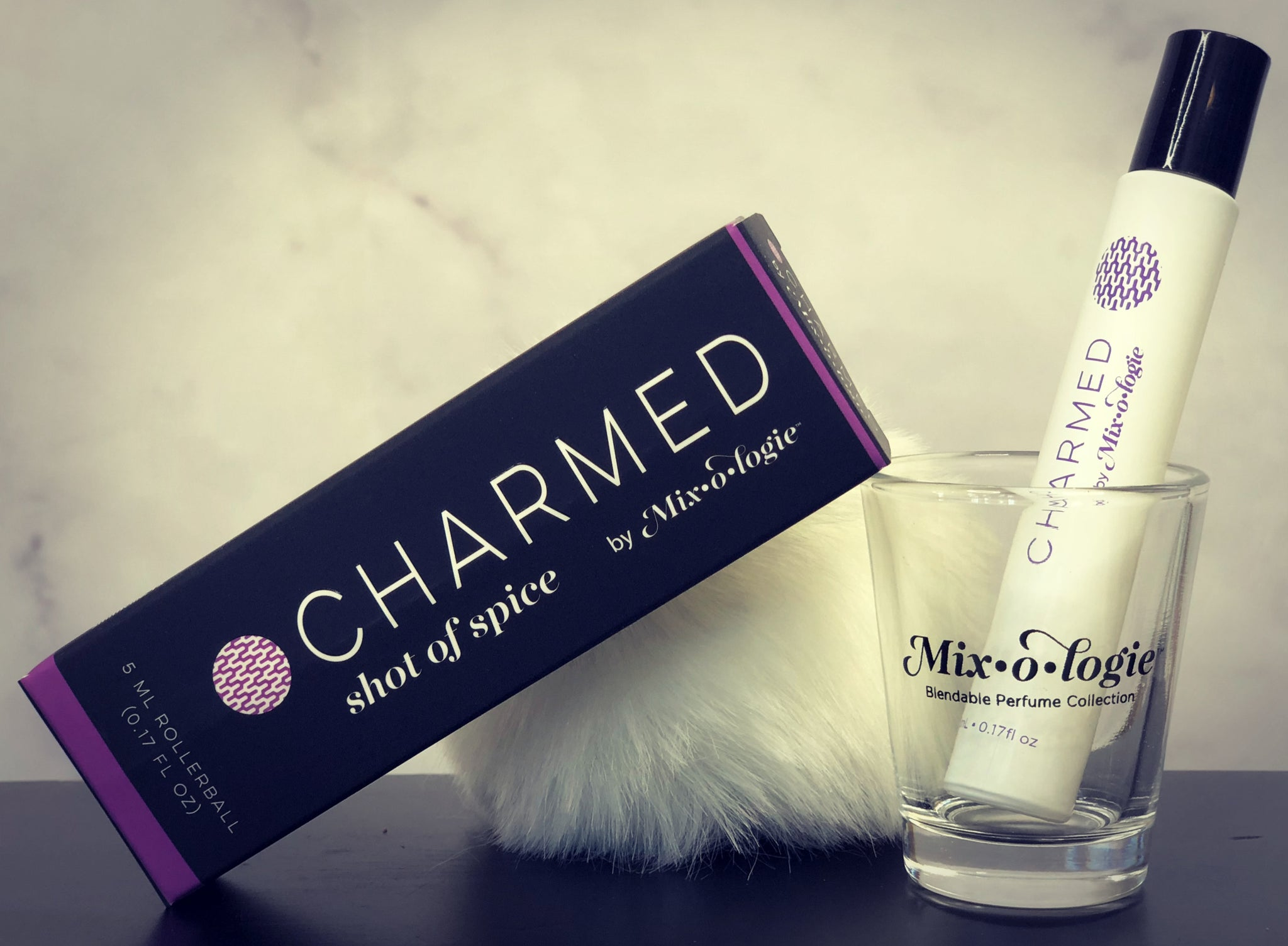 Mixologie Blendable Roll-On Perfume Collection - Charmed