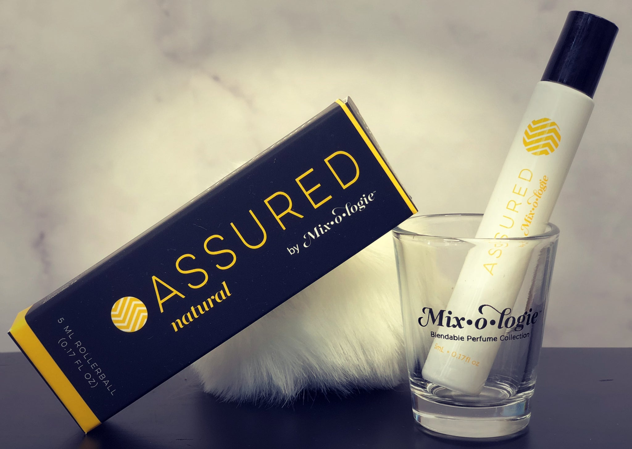 Mixologie Blendable Roll-On Perfume Collection - Assured