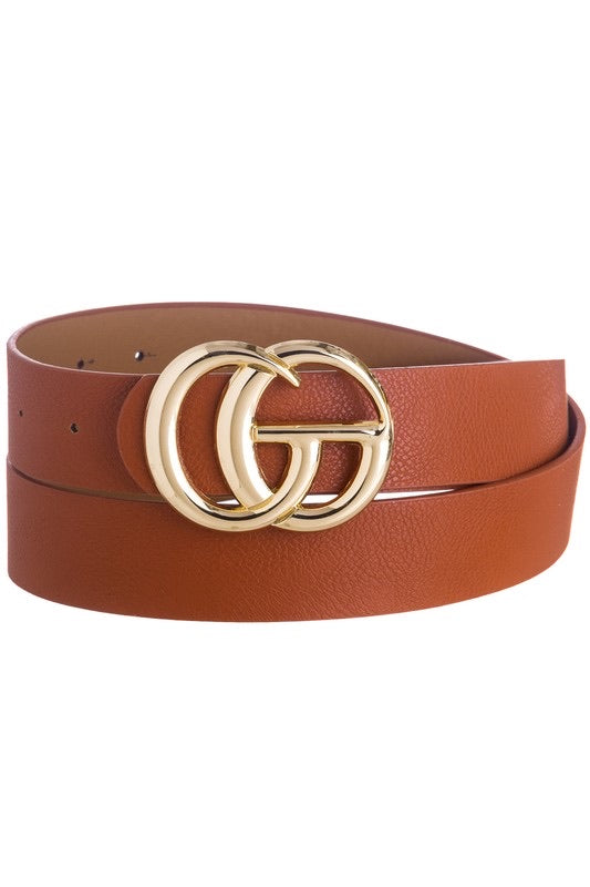 Double Vision Belt - Multiple Colors