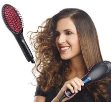 Load image into Gallery viewer, Ceramic Hair Straightener Fashion Comb BUY 1 TAKE 1 Plus FREEBIE
