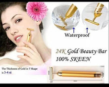 Load image into Gallery viewer, Korean 24K Gold Beauty Magic Bar