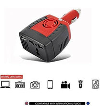 Load image into Gallery viewer, Car Power Inverter Adapter With USB Charger Port