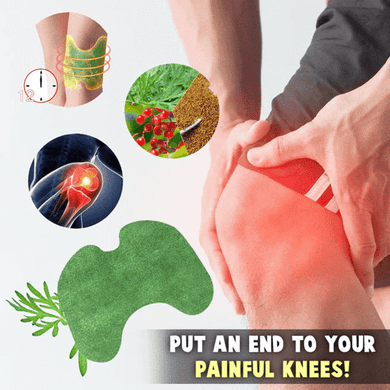 KNEE PAIN FREE PATCH - (1 BOX/12 PATCHES)