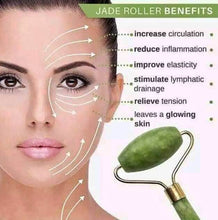 Load image into Gallery viewer, Face Massage Anti Aging Roller