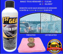 Load image into Gallery viewer, 1st GEAR-ACID RAIN REMOVER with FREE Microfiber Cloth & Gloves